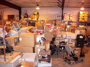 Medical Equipment to be Shipped