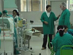 Neonatal Unit in Cuba